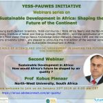 YESS-PAUWES second webinar