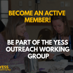 The YESS Working Groups are seeking new members!