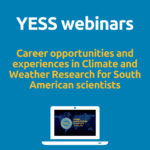 Webinar for South American ECRs