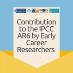 Contribution to the IPCC AR6 by ECRs