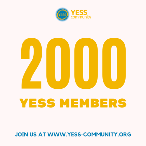 2000 YESS members!