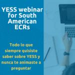 Webinar for South American ECRs