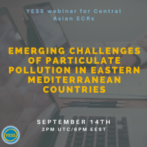 Webinar for central Asian ECRs